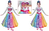 amscan 9902622 Kinderkostüm Barbie Rainbow Magic