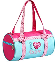 Sassi Designs I Love Dance Duffel | ILD-02