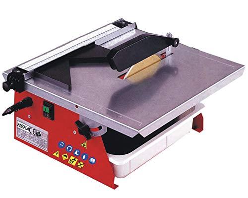 Heka Fliesenschneidmaschine elektrisch 600 Watt 180 mm Dia-Blatt