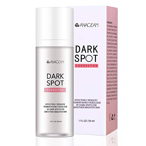 Dark Spot Corrector for Face,Dark Spot Remover for Face and Body,Age Spot Dark Spot Serum Cream Helps fade hyperpigmentation, melasma,freckles,age spots,sun spot and post acne marks.