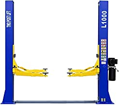 CHIEN RONG CR L1000 110V Two Post Lift 10,000 lbs Capacity Car Auto Truck Hoist 12 Month Warranty