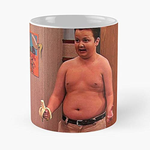 Tv I Gibby Show Nick Carly Nickelodeon Icarly Meme Best 11 oz Kaffeebecher - Nespresso Tassen Kaffee Motive