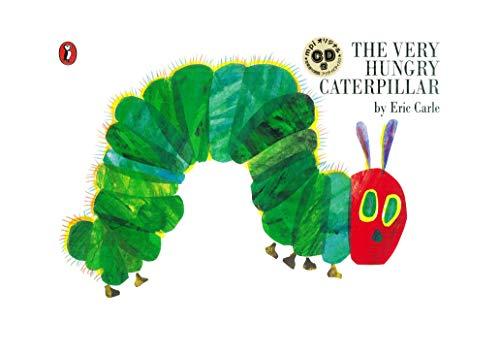 The Very Hungry Caterpillar 英語絵本とmpiオリジナルCD付