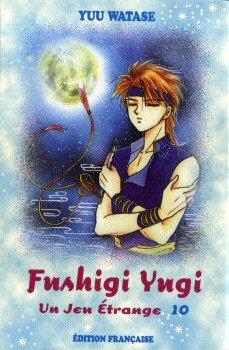 Fushigi Yugi : Un jeu étrange, vol 10