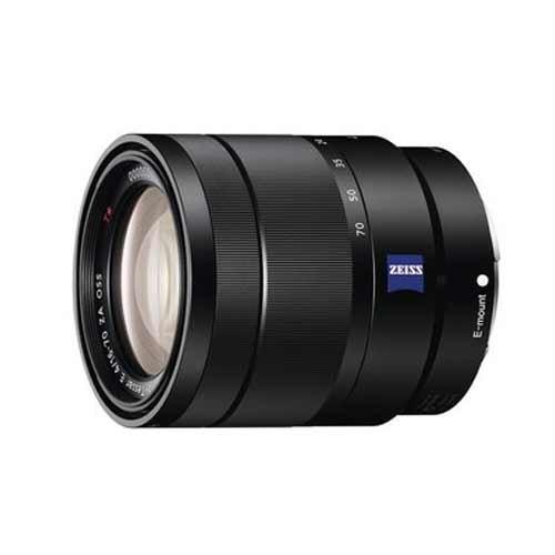Sony SEL1670Z Vario-Tessar T E 16-70mm F4 ZA OSS | Black (Renewed)