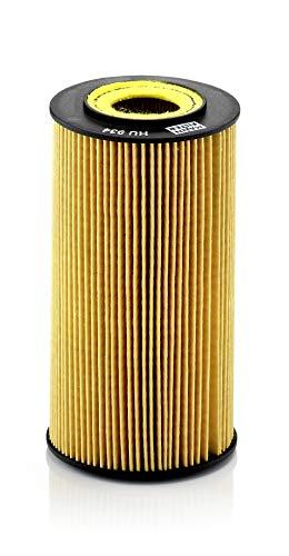 Original MANN-FILTER Ölfilter HU 934 x – Ölfilter Satz mit Dichtung / Dichtungssatz – Für PKW