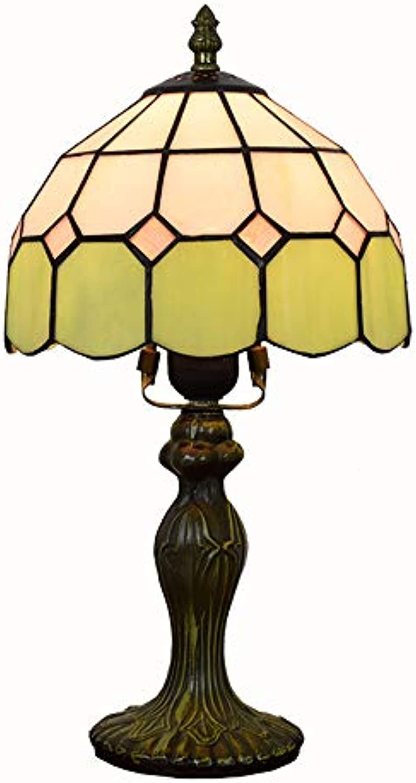 HLGY Mediterrane Grüne Gartenlampe - 20CM Einfache Lampen Für Wohnzimmer Esszimmer Bar Schlafzimmer Nachtbeleuchtung, Etc.