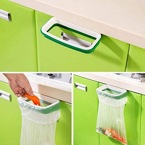 aifengxiandonglingbaihuo nieuwe Hot 12.5x 22cm massief opknoping keuken kast kast deur achterbank prullenrek stijl opslag vuilniszakken prullenbak houder