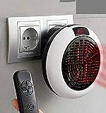 Insta - Mini estufa de pared con mando a distancia