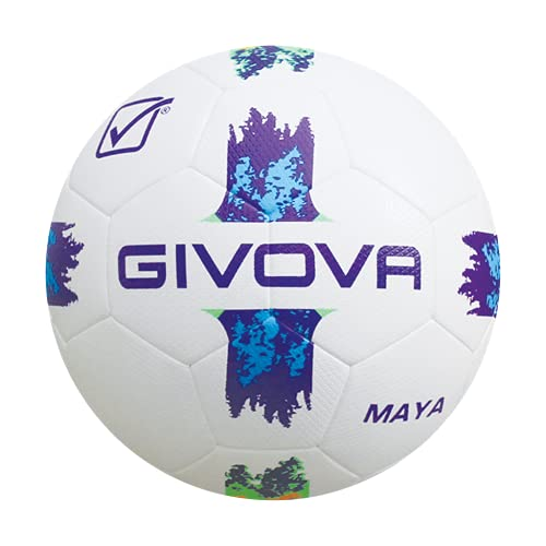 PALLONE MAYA (HYBRID) GIVOVA MATCH GARA SPORT CALCIO CALCETTO FOOTBALL BALLS PALLONI