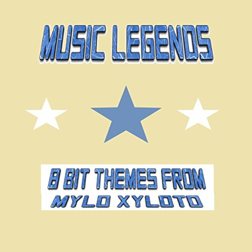 8 Bit themes from Mylo Xyloto