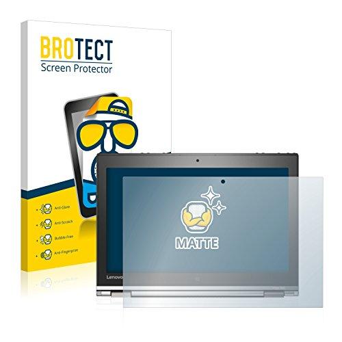 BROTECT Entspiegelungs-Schutzfolie kompatibel mit Lenovo ThinkPad Yoga 260 Bildschirmschutz-Folie Matt, Anti-Reflex, Anti-Fingerprint