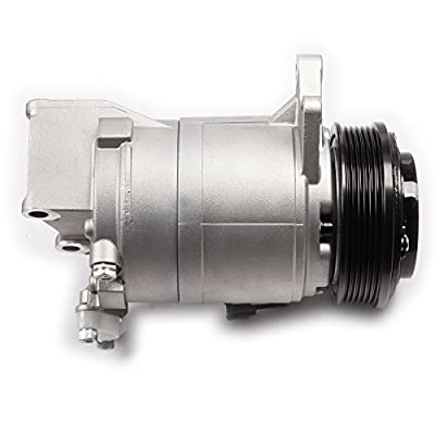 TUPARTS Air Conditioning Compressor and Clutch Assembly Replacement for Nissan Altima Maxima 2002-2006