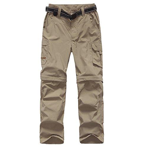 Empfehlung: FLYGAGA Kinder Zip Off Hose Outdoorhose  von FLYGAGA*