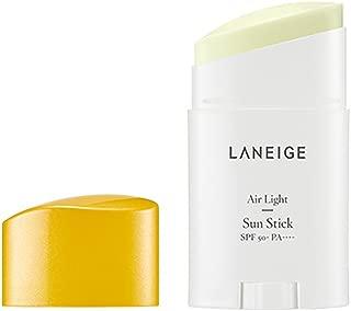 Laneige New Air Light Sun Stick SPF50+ PA++++ 26g Matte Finish Sunscreen 6 Free All Skin Type