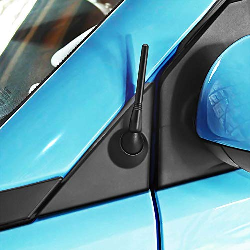 10cm Auto Kurzstabantenne Dachantenne Radio Adapter für Smart Fortwo 451 450