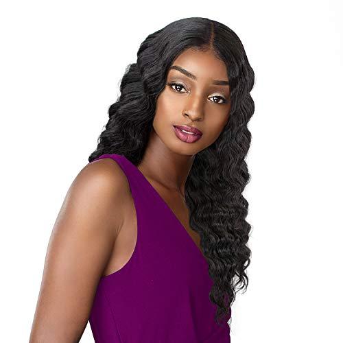 Sensationnel Dashly Lace Front Wig LACE UNIT 13 (1B)