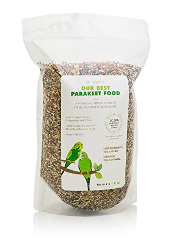Dr. Harvey's Our Best Parakeet Food