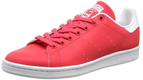 adidas Damen Stan Smith Kurzschaft Stiefel, Pink (Core Pink/core Pink/FTWR White), 39 1/3 EU