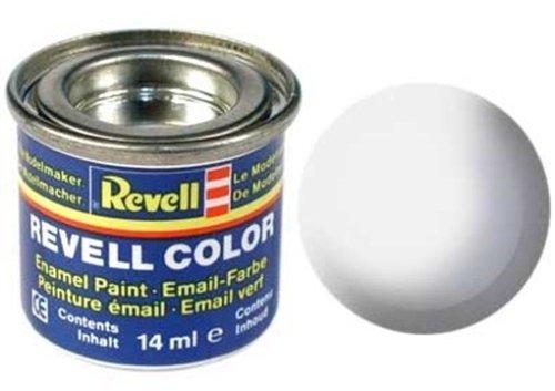 Revell Enamels 14ml weiß, seidenmatt Farbe