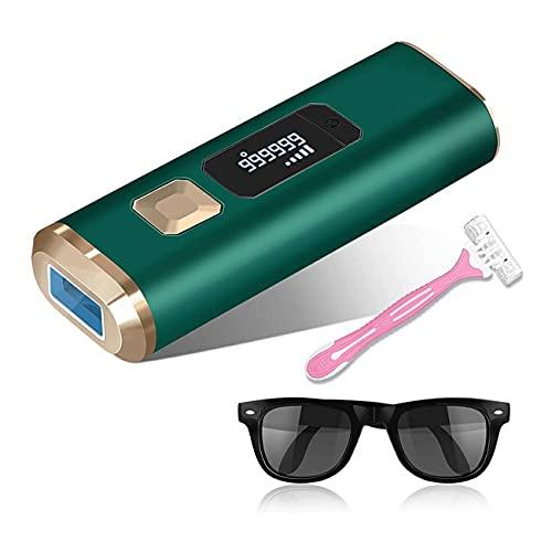 Kongqiabona-UK Dispositivo de depilación eléctrico IPL Dispositivo de depilación eléctrico portátil Dispositivo de Belleza doméstico Multifuncional