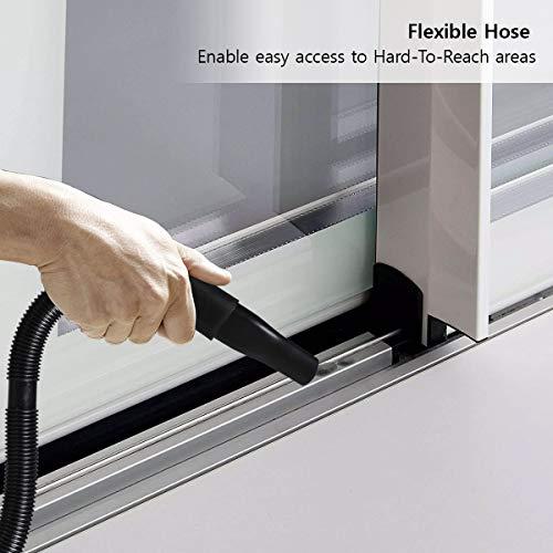 AGARO Regal 800 Watts Handheld Vacuum Cleaner, Lightweight & Durable Body (Black)