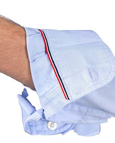El Ganso Camisa Canutillo Azul