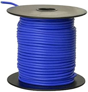 Southwire 55668223 Primary Wire, 16-Gauge Bulk Spool, 100-Feet, Blue