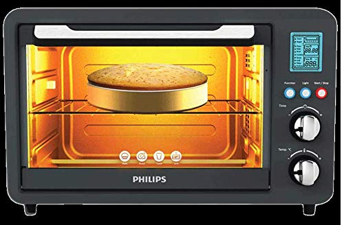 Philips 36-Litre HD6976/00 Oven Toaster Grill (OTG)(BLACK)