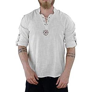 Tシャツ メンズ 大きいサイズ リネン 麻 Duglo シャツ 半袖 無地 カジュアル 春 個性 ブラウス 黒 夏 カッコイイ 速乾 ゆったり オシャレ 快適 トップス おもしろ 薄手 スポーツ 父の日 普段 通学 通勤 イベント プレゼント T-shirts