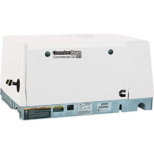 Cummins Onan 5.5KW 23A Propane Commercial LP 5500 Generator 5.5HGJAE-2144