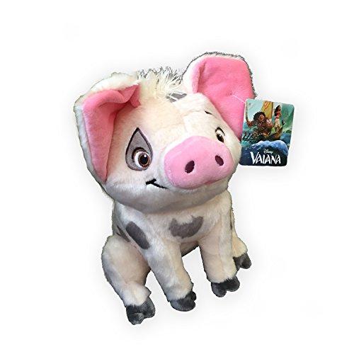 Plüsch PUA Schwein 25cm von 2016 Disney Film MOANA Oceania Vaiana