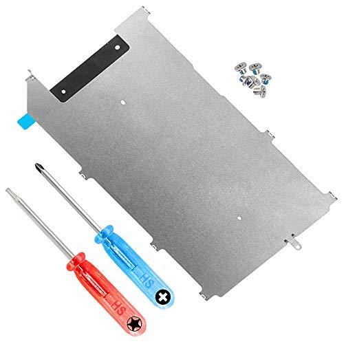 MMOBIEL LCD Placa Trasera de Protección Térmica Compatible con iPhone 6S Plus de Repuesto Incl. Destornilladores