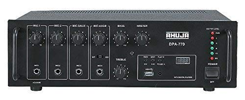 AHUJA AMPLIFIER DPA770M WITH BLUETOOTH