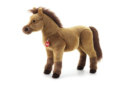 Trudi 23544 Pferd braun Caesar 50 cm