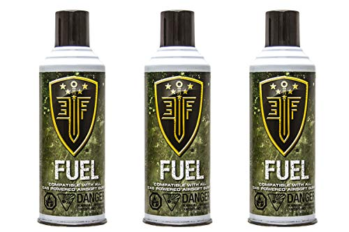 Umarex Elite Force Airsoft Green Gas 3 Pack