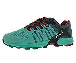 top 10 shoes for spartan races Inov8 Roclite 305 Women's Trail Running Shoes – SS17-10 – Blue
