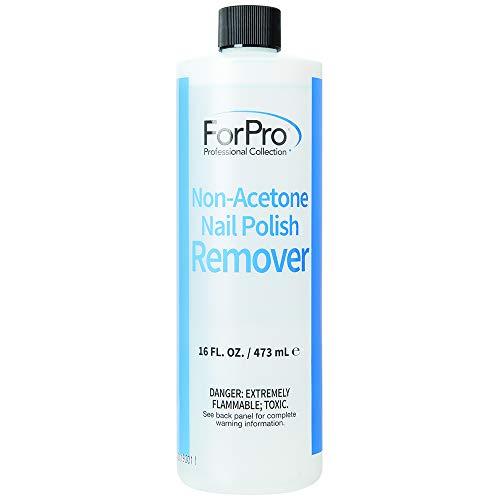 ForPro Non-Acetone Remover 16 oz