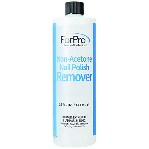 ForPro Non-Acetone Nail Polish Remover 16 Ounces