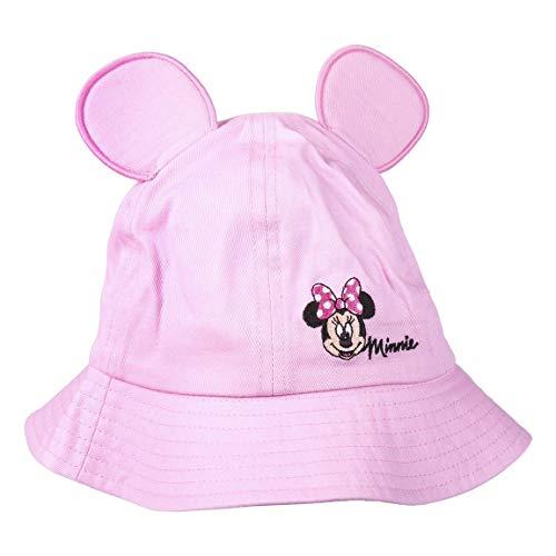 Cerdá Life´s Little Moments - Gorro Pescador Niña de Minnie Mouse con Licencia Oficial Disney