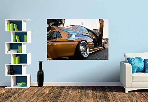 Premium Foto-Tapete BMW in Edeloptik (versch. Größen) (Size S | 186 x 124 cm) Design-Tapete, Wand-Tapete, Wand-Dekoration, Photo-Tapete, Markenqualität von ERFURT