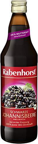 Rabenhorst Johannisbeer BIO Muttersaft (0.75 L)