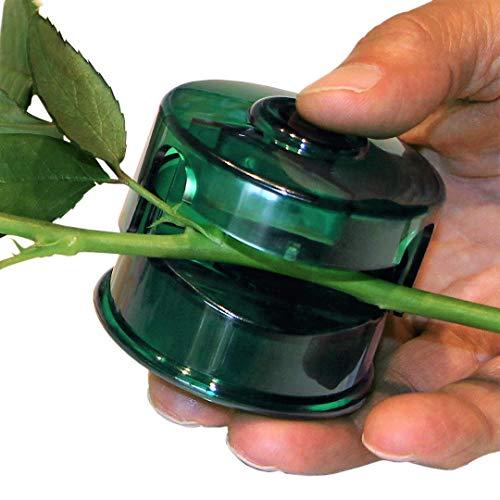 rosiTTa, der Rosenschneider, Blumenanschneider, Blumenmesser, Blumen Cutter zum Anschnitt und Kürzen von Rosen- und Blumenstielen, Blumenzubehör, Schnittblumen, Geschenk