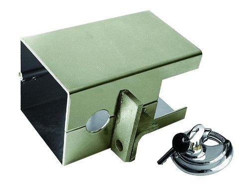 The Drive -14641- Diebstahlsicherung klappbar mit Vorhangschloss und 2 Schlüsseln