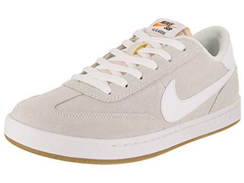 Nike Herren Skateschuh SB FC Classic, Größe:11, Farben:Summit White/Summit