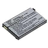 Batería de repuesto compatible con Philips BYD006649 para vigilabebés Philips Avent SCD530, SCD535, NUK Eco Control + vídeo