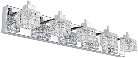 TRLIFE Bathroom Vanity Light Fixtures Modern Bathroom Lights Over Mirror 5 Lights Vanity Light product image