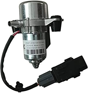 Electric Vacuum Pump Power Brake Booster Auxiliary Pump Assembly UP28 Original Equipment GM Volvo XC 90 72 GMC K1500 Great Wall Automobile H5 H6 C50,LIFAN Suit for 1.5T
