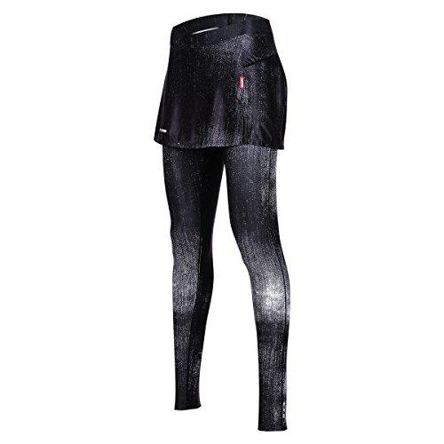 M. Baxter Pantalon de pantalon long Vélo Femme...
