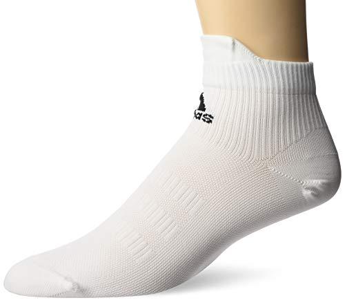 adidas Alphaskin Ankle Ultralight White Size XL